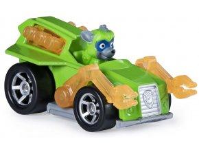 Spin Master Paw Patrol Kovová autíčka superhrdinů Rockylarge nw
