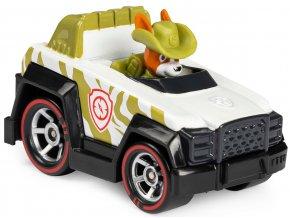 Spin Master Paw Patrol Kovová autíčka superhrdinů Tracker
