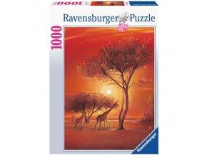 puzzle Afrika 1000d Ravensburger