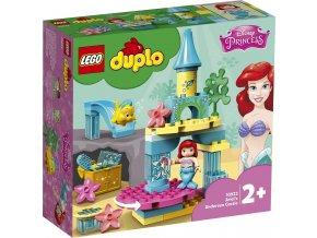 LEGO DUPLO 10922 Arielin podmořský zámek