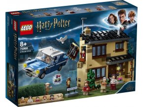 LEGO Harry Potter 75968 Zobí ulice 4