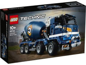 LEGO Technic 42112 Náklaďák s míchačkou na beton