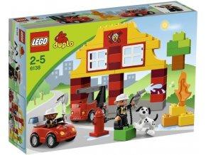 LEGO DUPLO 6138 Moje prvni hasicska stanice 1
