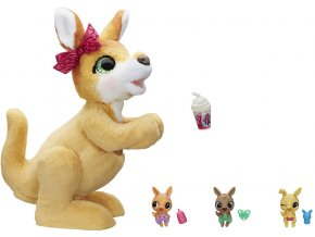 Hasbro Fur Real Friends Klokanice Josefínka