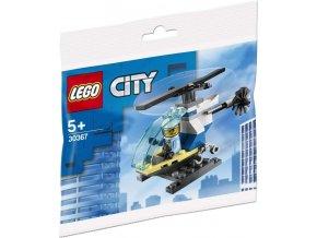 LEGO City 30367 Policejní vrtulník