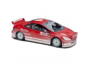 Peugeot 307 WRC Monte Carlo 2004 1:18, Solido