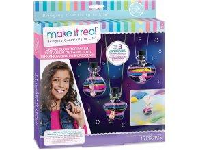 Make it Real Náhrdelník s lahvičkou na sny