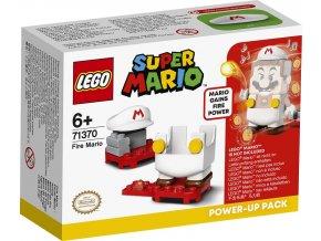 LEGO Super Mario 71370 Ohnivý Mario – obleček