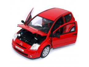 Citroën C2 2003 1:18, Welly