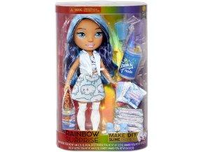 MGA Poopsie Rainbow Surprise Duhová panenka Blue Skye