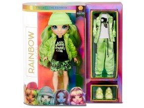 Rainbow High Fashion panenka - Jade Hunter
