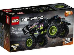 LEGO Technic 42118 Monster Jam® Grave Digger®