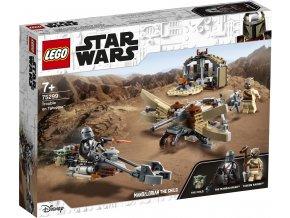 LEGO Star Wars 75299 Potíže na planetě Tatooine™