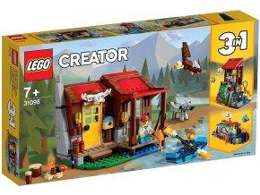 LEGO Creator 31098 Chatka v pustině