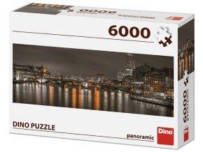 Dino Noční Londýn 6000 dílků