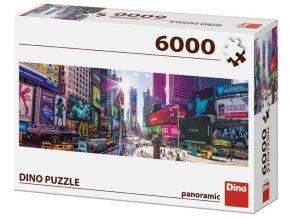 DINO Times Square, New York 6000 dílků