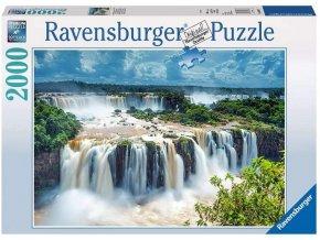 Ravensburger Vodopády Iguaçu 2000 dílků