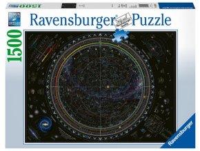 Ravensburger Vesmír 1500 dílků