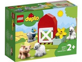 LEGO DUPLO 10949 Zvířátka z farmy