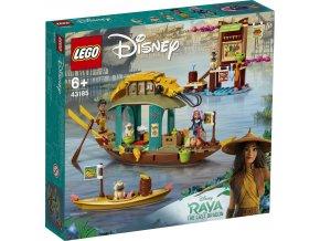 LEGO Disney Princezny 43185 Boun a loď