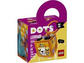 LEGO DOTS 41929 Ozdoba na tašku – leopard