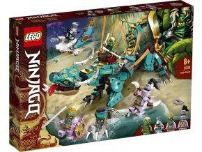 LEGO Ninjago 71746 Drak z džungle