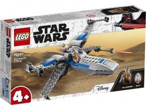 LEGO Star Wars 75297 Stíhačka X-wing™ Odboje