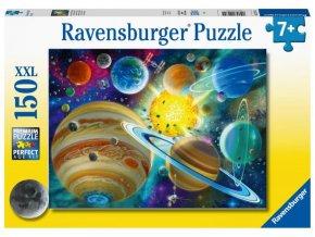 Ravensburger puzzle Vesmír XXL 150 dílků