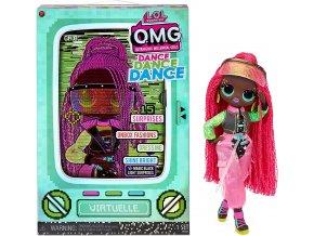 L.O.L. Surprise! OMG Dance Velká ségra Virtuelle