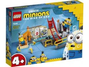 LEGO Mimoni 75546 Mimoni v Gruově laboratoři
