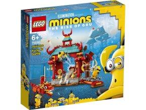 LEGO Mimoni 75550 Mimoňský kung-fu souboj