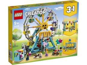 LEGO Creator 31119 Ruské kolo