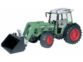 BRUDER 2101 Traktor Fendt Farmer 209S s nakladačem