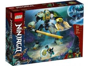 LEGO Ninjago 71750 Lloydův vodní robot