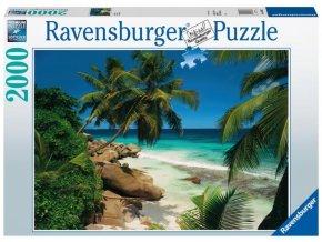 RAVENSBURGER Seychely 2000 dílků