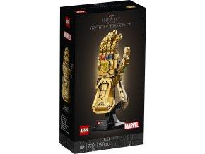 LEGO Marvel 76191 Rukavice nekonečna