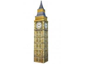 Ravensburger 3D Puzzle Mini budova Big Ben 54 ks
