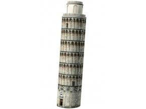 Ravensburger 3D Puzzle Mini budova Šikmá věž 54 ks