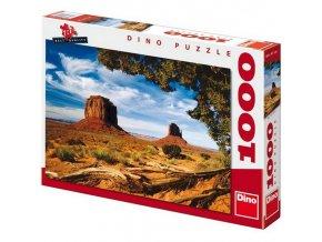 puzzle Colorado 1000d, Dino