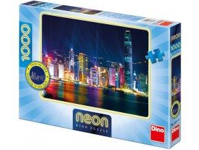 puzzle DINO Hong Kong 1000d