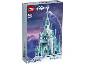 LEGO Disney Princezny 43197 Ledový zámek