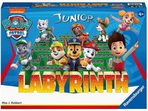 Ravensburger Labyrinth Junior Tlapková patrola