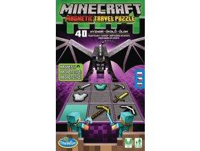 ThinkFun Minecraft Magnetická cestovní hra