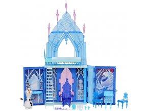 Ledové království 2 Elsin skládací ledový palác