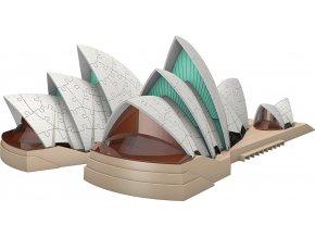 3D puzzle Budova Opery v Sydney 216 dílků
