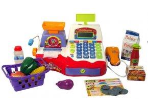 Mac Toys Pokladna elektronická