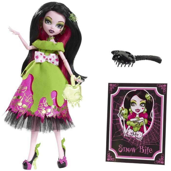 Monster High Pohádková příšerka - Draculaura