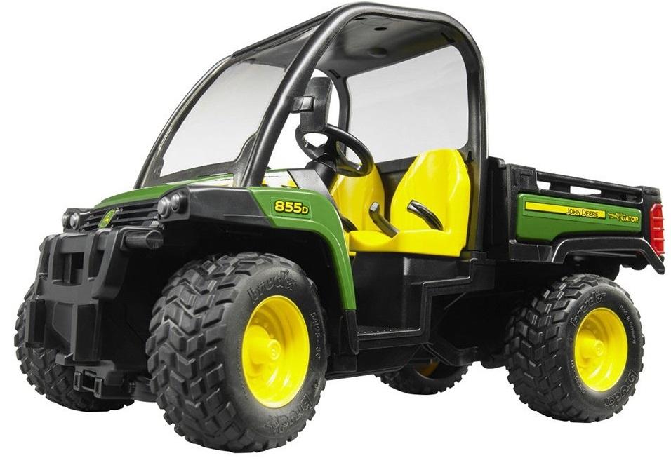 BRUDER 2491 John Deere Gator XUV 855D
