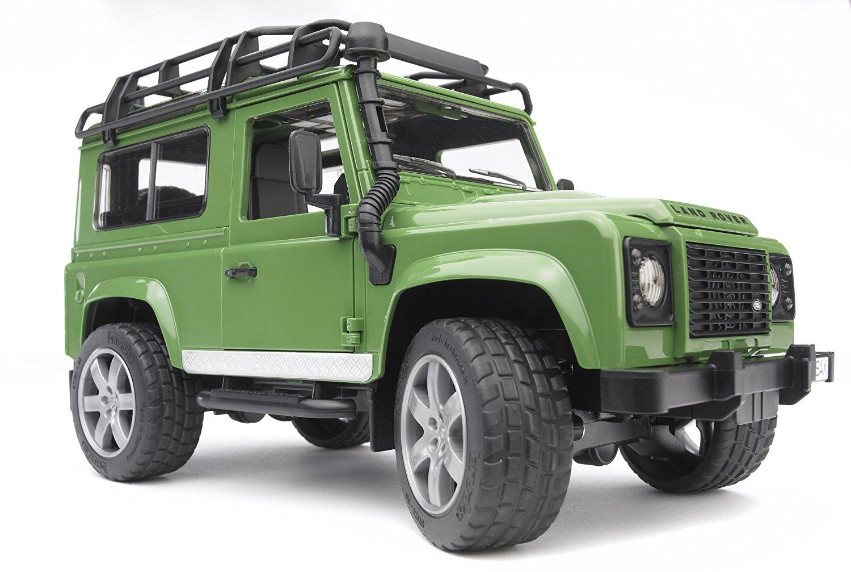BRUDER 2590 Land Rover
