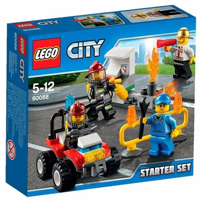 LEGO City 60088 Hasiči - startovací sada